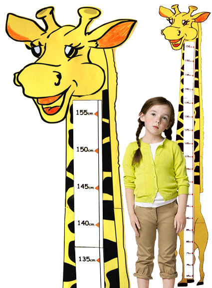 метър-жираф